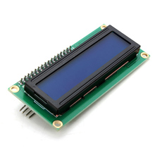 IIC / I2C 1602 Blue Backlight LCD Display Module For Arduino 1PC 1.5 Inch TFT LCD Serial Port Module Display ILI9341 5V/3.3V(China (Mainland))
