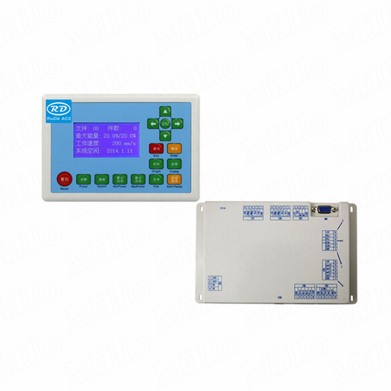 Ruida RDLC320-A DSP laser controller card system for DIY co2 laser cuting engraving machine(China (Mainland))