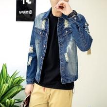 Camisas de mezclilla de Los Hombres Camisa Casual Camisa de Manga Larga Nuevo Diseño Delgado Jeans Masculina Masculina Camisas de Mezclilla de Moda M-3XL Tamaño(China (Mainland))