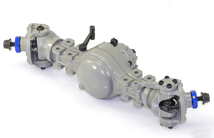 JD-86 Front Metal Steering Axle With Differential Lock(China (Mainland))