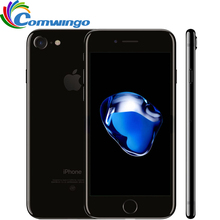 Buy Apple iPhone 7 2GB RAM 32/128GB/256GB ROM IOS 10 Quad-Core 4G LTE 12.0MP Used iphone7 Apple Fingerprint touch ID for $390.00 in AliExpress store