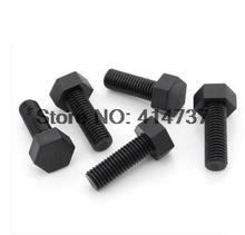 Buy 20-50pcs/lot M10 White Black Nylon Plastic Hex Bolt Hex Head Screw Insulation Bolt Length 10mm--100mm for $2.99 in AliExpress store
