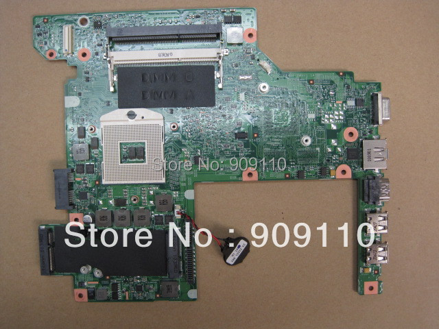 V3400  (board with cpu)  integrated  motherboard for  laptop V3400  48.4ES11.011   CN-08YN7X  full test