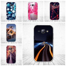Buy J1 2015 Cartoon Gel Silicone Soft TPU Back Cover Samsung Galaxy J1, 2015 J100 J100H J100F Rubber Skin Phone Protective Case for $1.38 in AliExpress store