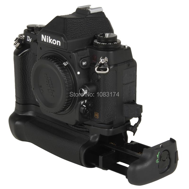 2014 new Multi-power Battery Grip  for NIKON DF DSLR camera Free Shipping<br><br>Aliexpress