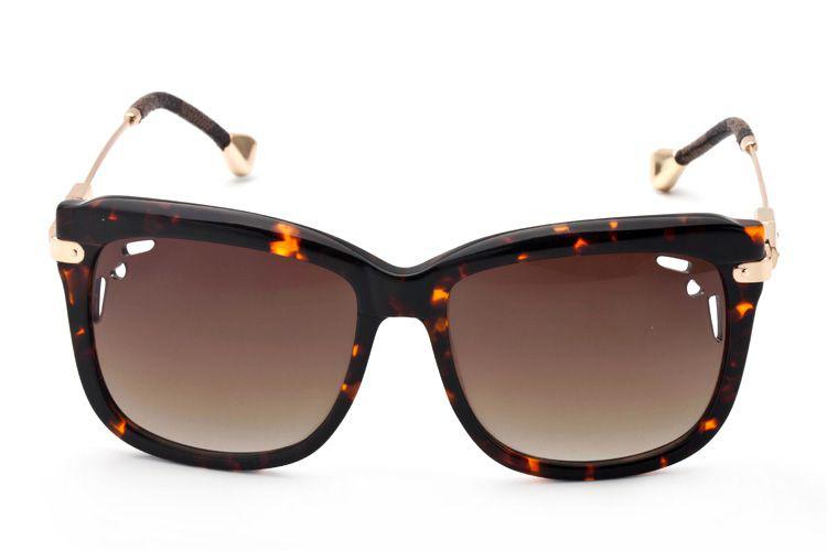 luxury fashion sun glasses female brand sunglasses cc designer eyewear polarized sun glasses for women with original box(China (Mainland))