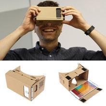 Ultra Clear Google Cardboard Valencia Quality 3D VR Virtual Reality Glasses(China (Mainland))
