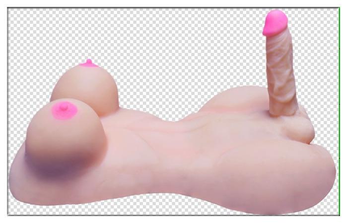 Товары для мастурбации Come-Here 5.5 CHQNL-13001 чулки soft line на кружевной резинке красные xxxl