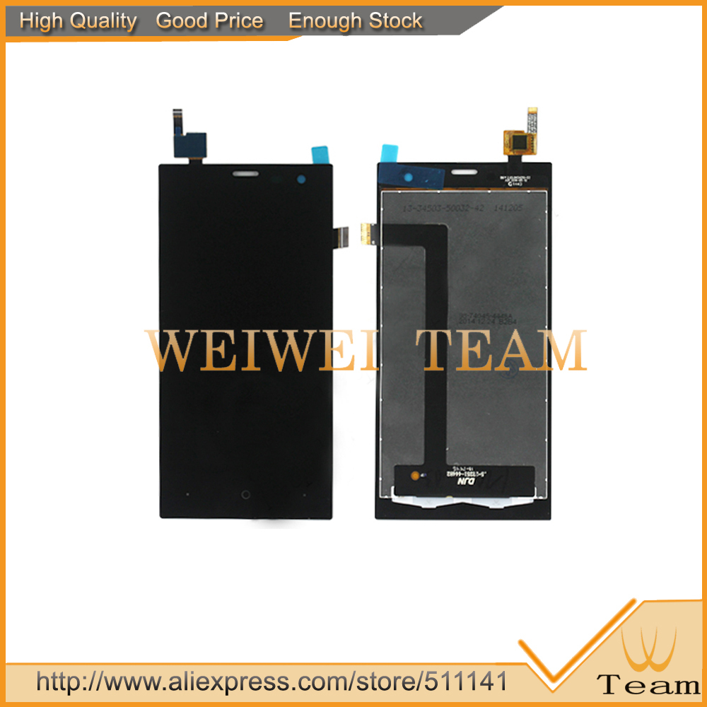 100% Tested Original NEW 4.5 INCH 960*540 QHD IPS Highscreen Zera S Rev.S LCD Display Screen With Touch Panel Digitizer