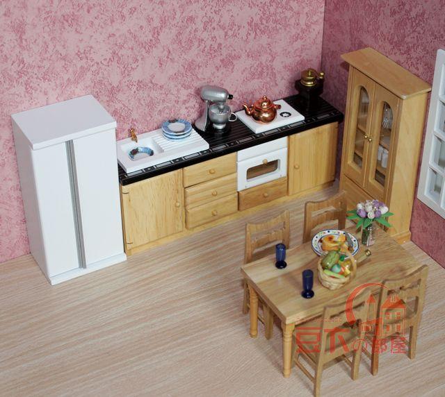 Кухня для домика своими руками