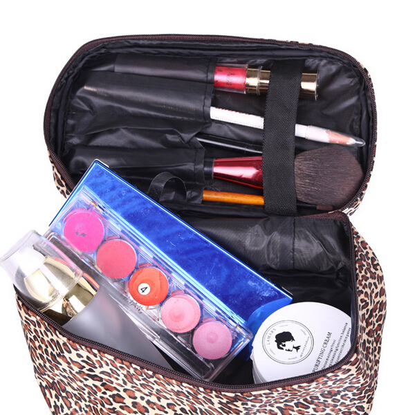 Professional Cosmetic Case Bag Large Capacity Portable Organizer Bag Women Makeup Cosmetic Bags Storage Travel Bags DX2777(China (Mainland))