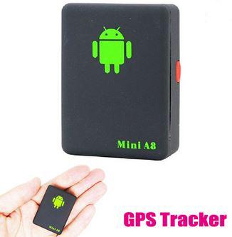 2015 newest Mini A8 Global Locator Personal GSM/GPRS/GPS locator car alarm Children, older people, prevent lost locator(China (Mainland))