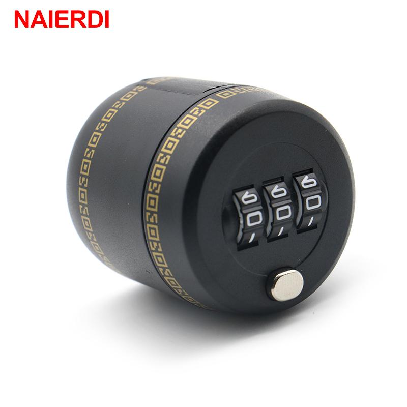 2016 NAIERDI Plastic Bottle Password Lock Combination Lock Wine Stopper Vacuum Plug Device Preservation For Furniture Hardware(China (Mainland))