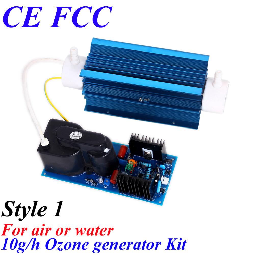 CE EMC LVD FCC ozone generator water air purifier<br><br>Aliexpress