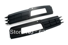 Replacement Front Lower Side Cooling Air Grille Fog Light Cutout Audi A6 C6 Facelifted - GLOBAL PRIME LTD store