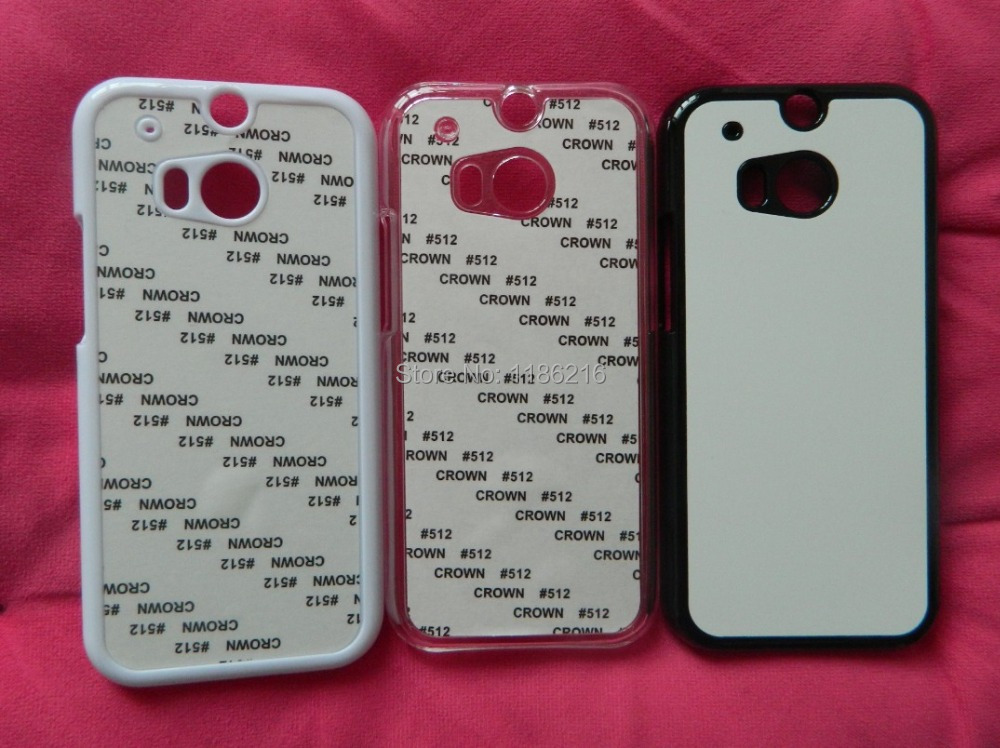 Diy custom made case for htc one m8 dye sublimation case for Diy custom phone case