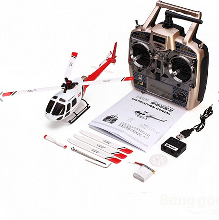 WLtoys V931 2.4G 6CH 6Axis Gyro 3 Blade Brushless AS350 Scale Flybarless Large Remote Control RC Helicopter big LCD Freeshipping(China (Mainland))