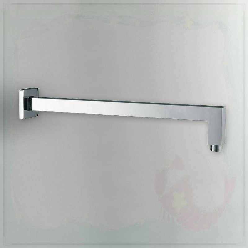 """16"""" Square Shower Arm Chrome Polished Brass Wall Mounted SA-13 touch faucet(China (Mainland))"""