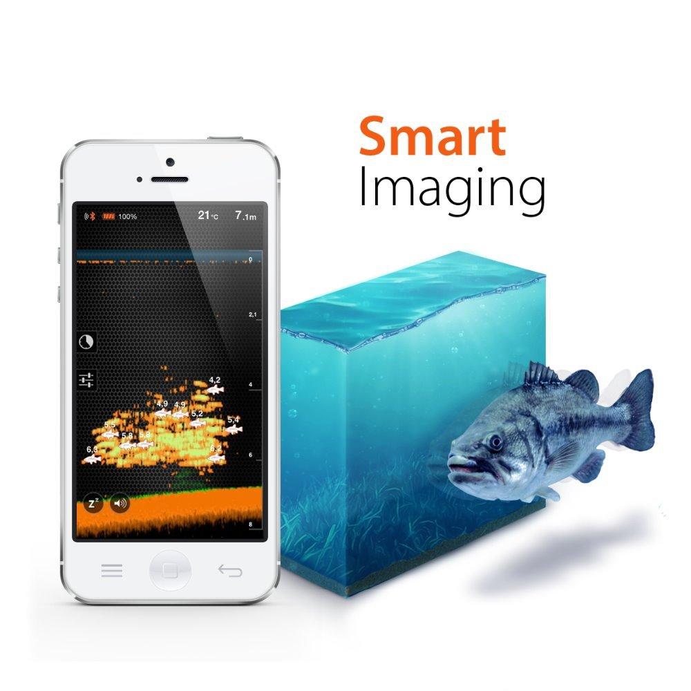 Original deeper fishfinder smart portable wireless for Bluetooth fish finder