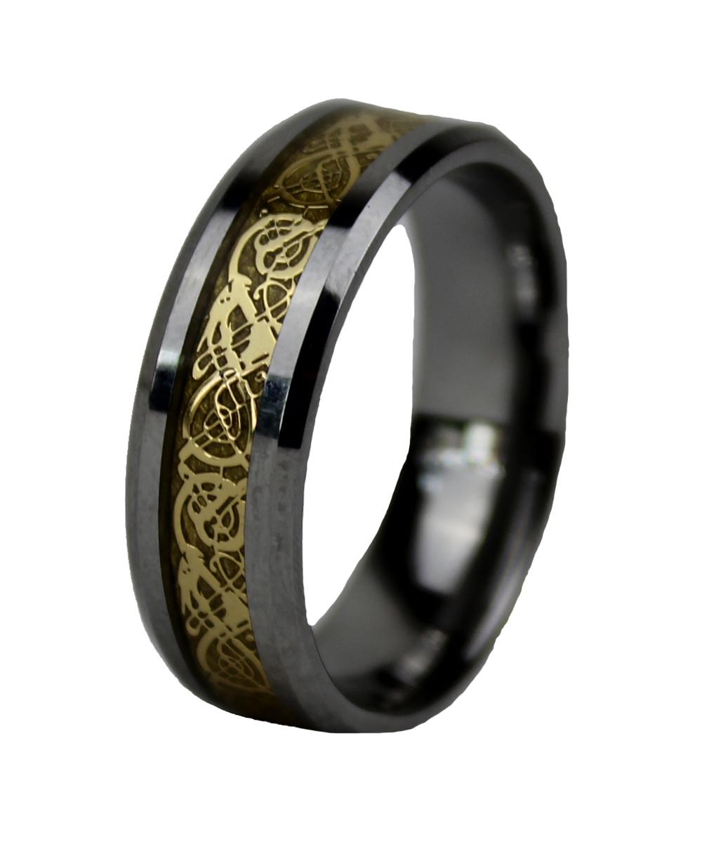 Irish Celtic Wedding Bands