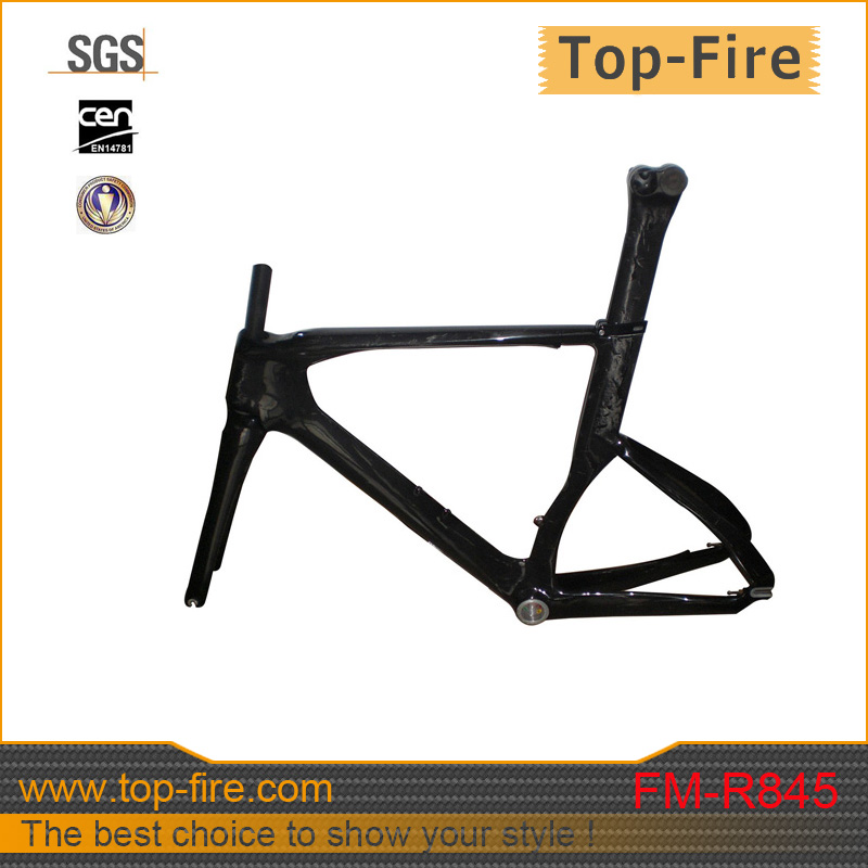 2016 new design chinese carbon frames time trial bicycle frameset FM-R845(China (Mainland))