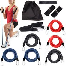 Natural Tension Health Elastic Exercise Sport Body Latex Stretching Belt Pull Strap Sport Resistance Bands Sport-00264