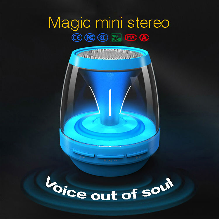 Free Shipping Auceen Cheapest Mini Portable Hands-free Wireless Stereo Bluetooth Speaker For iPhone ipad Samsung MP4 Tablet PC(China (Mainland))