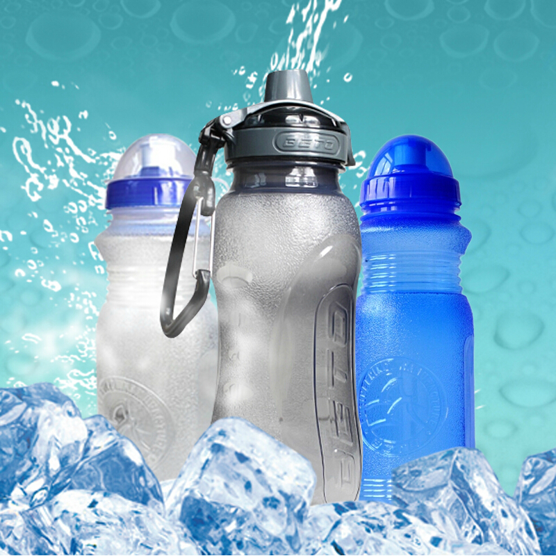 650ml Fashion & Eco-Friendly Outdoor Plastic Drinkware Bike Water Bottle for Cycling / Camping / Hiking / Other Outdoor Sports(China (Mainland))