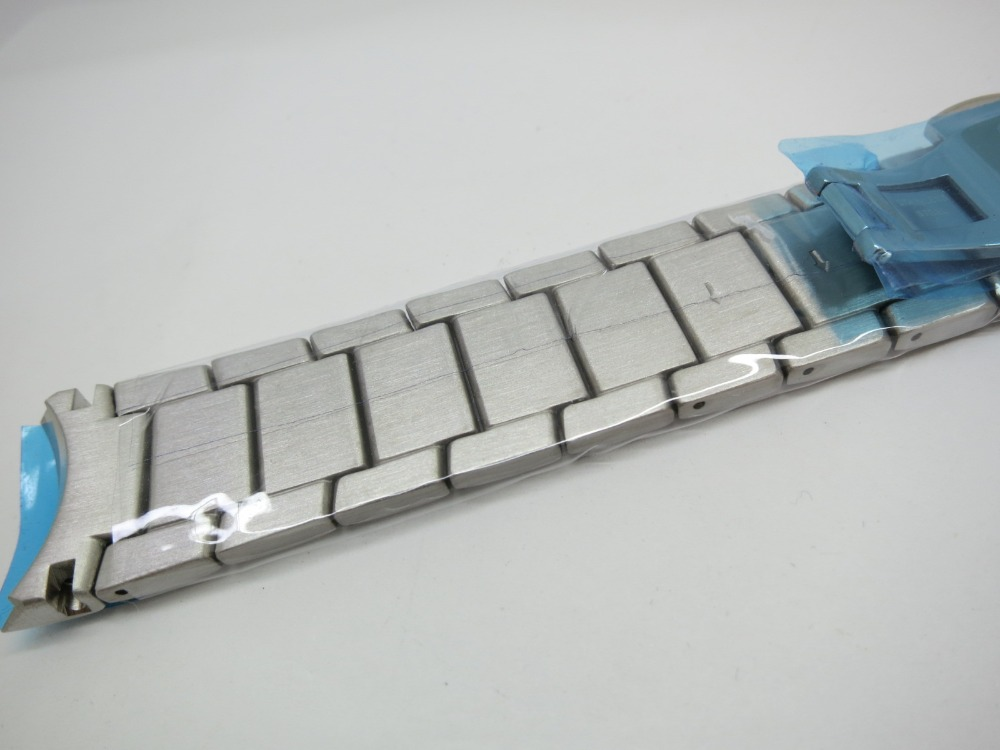 New Mens Stainless Steel Silver Metal Bracelet Watch Band Strap 22mm For AR2434(China (Mainland))