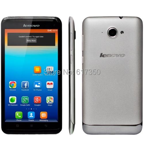 Original Lenovo S930 MTK6582 Quad Core Mobile Phone 6'' IPS 1GB RAM 8GB ROM 8MP Android 4.2 GPS Dual sim Russian Multi language(China (Mainland))