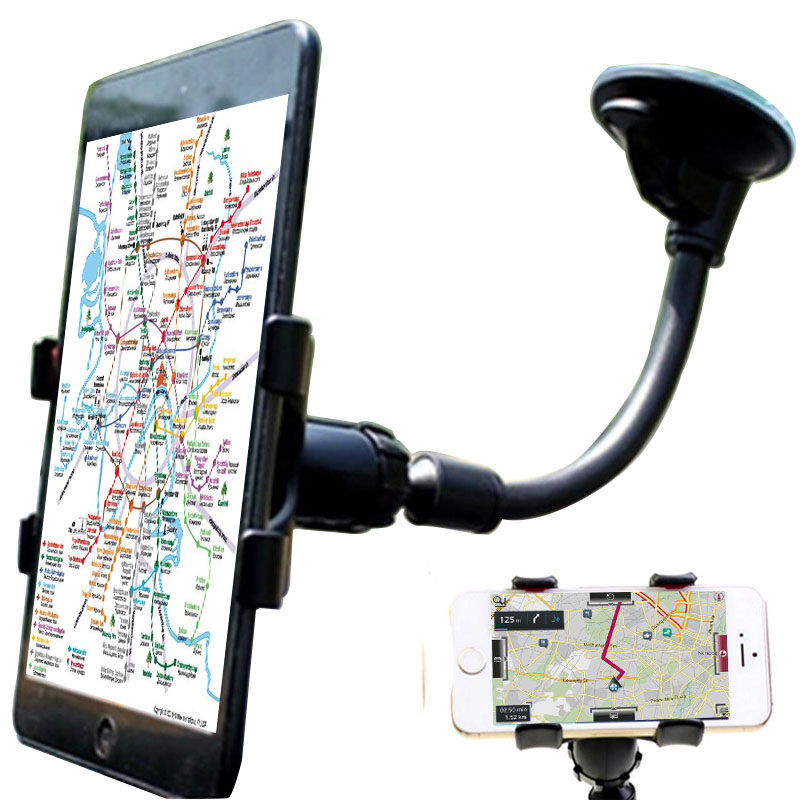 Car Phone Holder For iPhone 6 6S 5S 5C 5 Samsung Galaxy S6 Grand Prime S6 S4 Redmi Note 2 3 Universal Phone Accessories(China (Mainland))