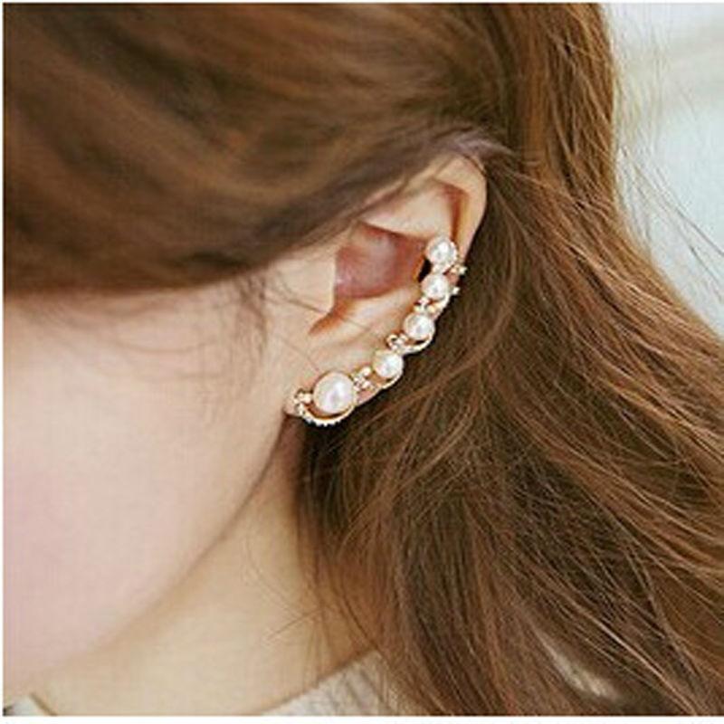 New Earring Jackets For Women