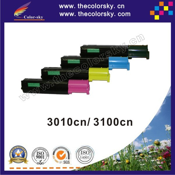 (CS-DC3010) print top premium toner cartridge for Dell 3100 3010 TH207 - TH209 593-10154 - 593-10157 kcmy (2k/2k pages) free dhl<br><br>Aliexpress