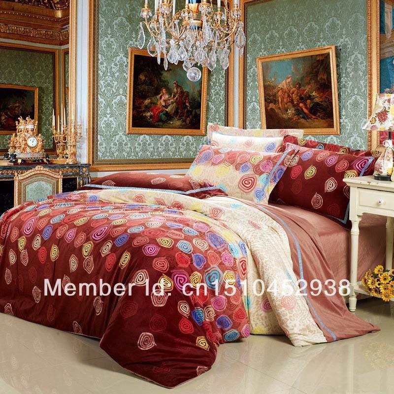 Moonlight flannel bedding set duvet cover active printing for Bedding sets sale