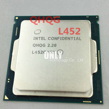 Buy Intel I7 6400T I7 6700K I7-6400T QHQG L452 ES Engineering version Q0 2.2HMZ 1151 CPU Quad-Core 8WAY 65W support memory for $159.90 in AliExpress store