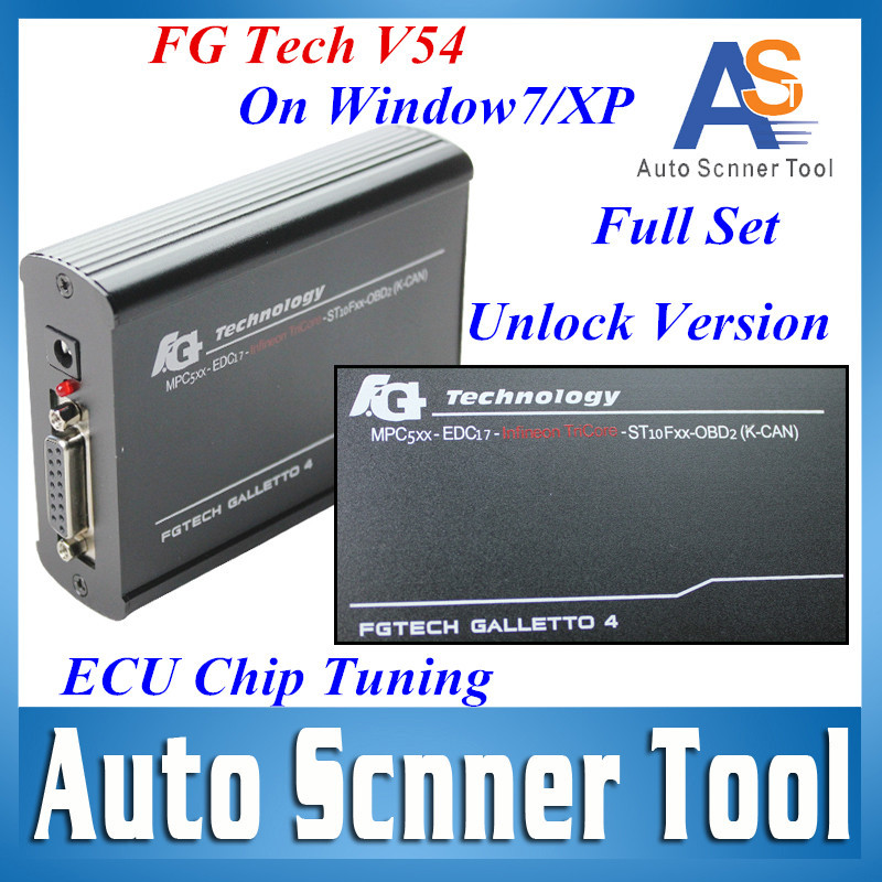 Top Related FGTECH Infineon Tri-Core OBDII K-CAN FG TECH 4 Mater Auto Galletto ECU Chip Tuning Interface High Speed DHL Free(China (Mainland))