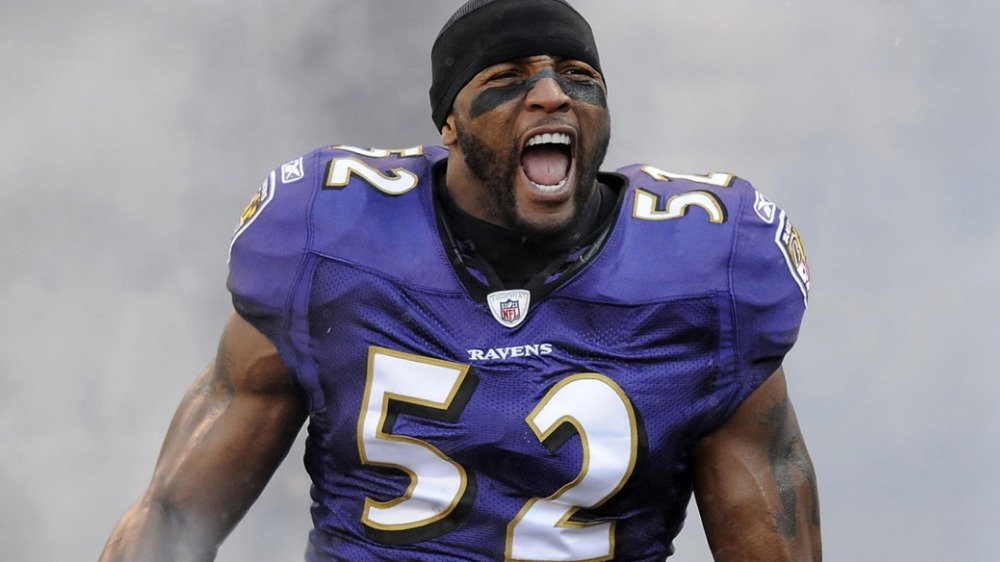 Ray Lewis Sport Poster family silk wall print 36 inch x 24 inch Home Decor(China (Mainland))
