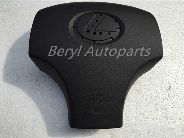 06 07 08 09 10 11 12 13 Car Driver Airbag Covers For Lexus IS250 IS350 Black With Logo FREE SHIPPING !!(China (Mainland))