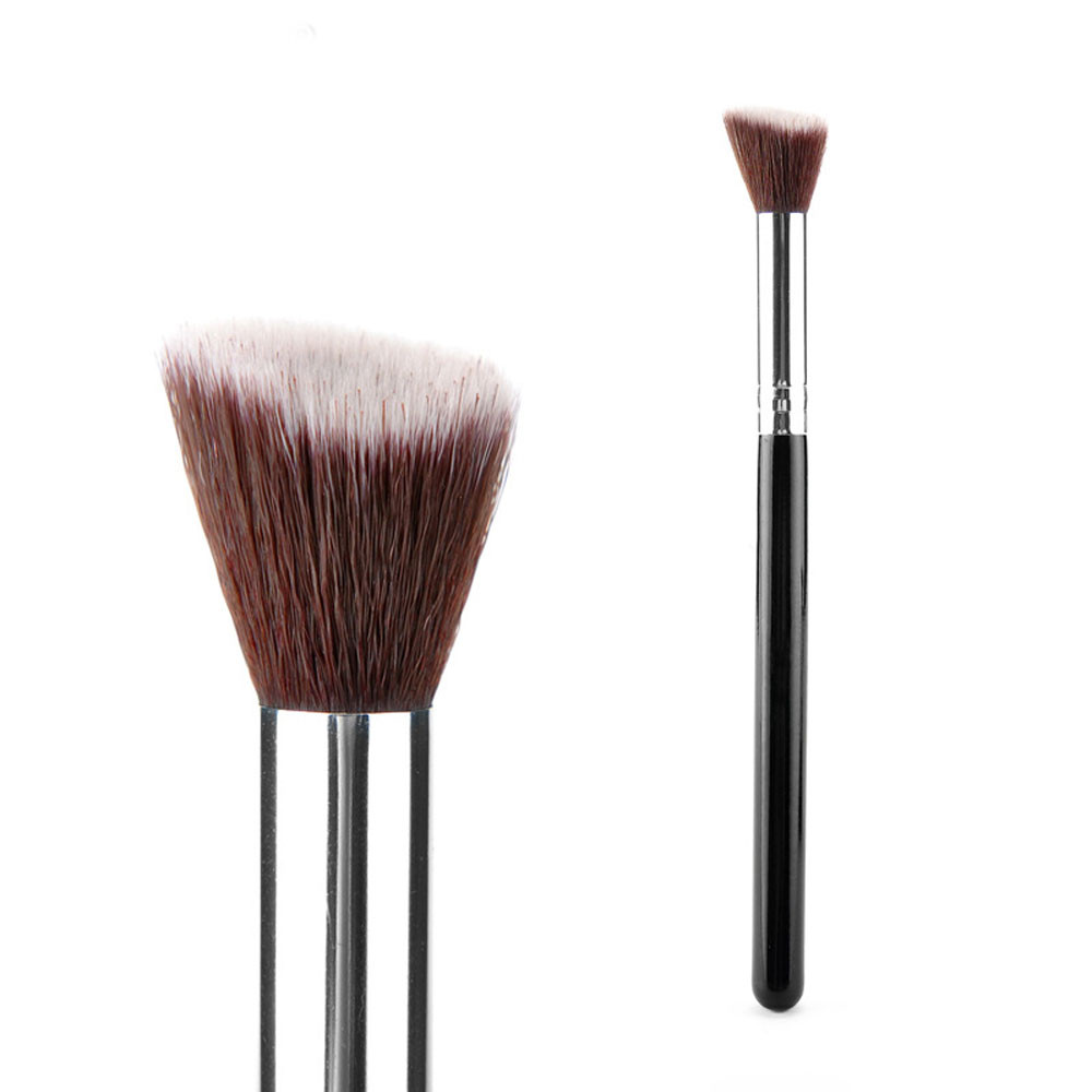 1Pc Professional Makeup brushes face Blush Brush Powder Foundation Make up Brush Synthetic hair Cosmetic Tools free shipping(China (Mainland))