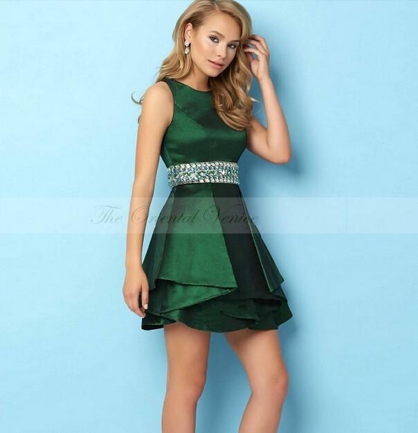 Online Get Cheap Emerald Green Homecoming Dresses -Aliexpress.com ...