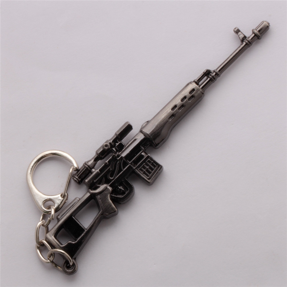Cross Fire weaponmodels alloy Keychain pendant jewelry wholesale manufacturers selling CF game dm1411<br><br>Aliexpress