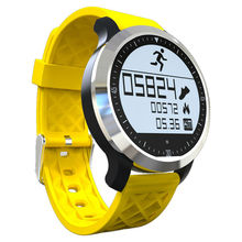 Buy New F69 Smart Watch IP68 Waterproof Sportwatch Swimming Mode Intelligent Healthy Heart Monitor Wrist Bands FOR IOS Android Phone for $37.49 in AliExpress store