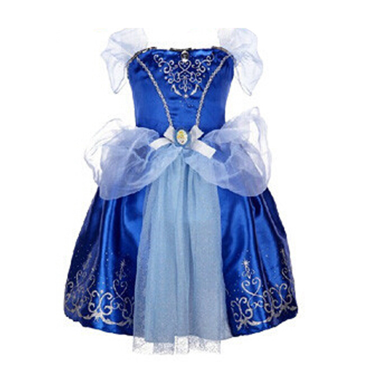 how to make a cinderella dress 2015