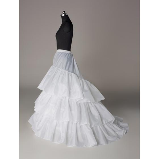 Novia Enaguas нижняя свадьба юбка скольжения свадебные аксессуары сорочка 3 три-обручи ...