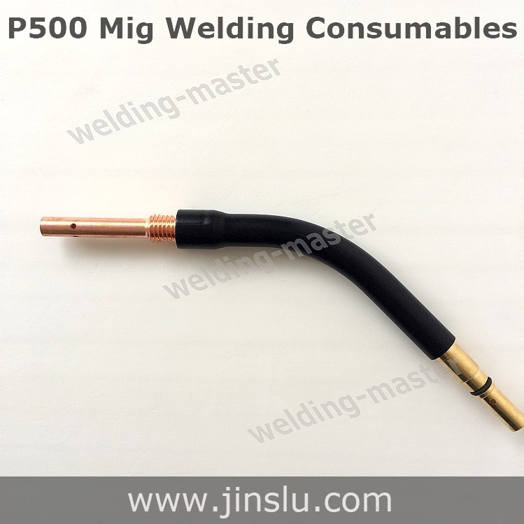 Free Shipping Panasonic Type MIG MAG Welding Torch Consumables ...
