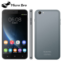 Original Oukitel U7 Pro MTK6580 Quad Core 3G WCDMA 5.5″ IPS Mobile Phone Android 5.1 1GB RAM 8GB ROM 13.0MP Camer  Dual SIM