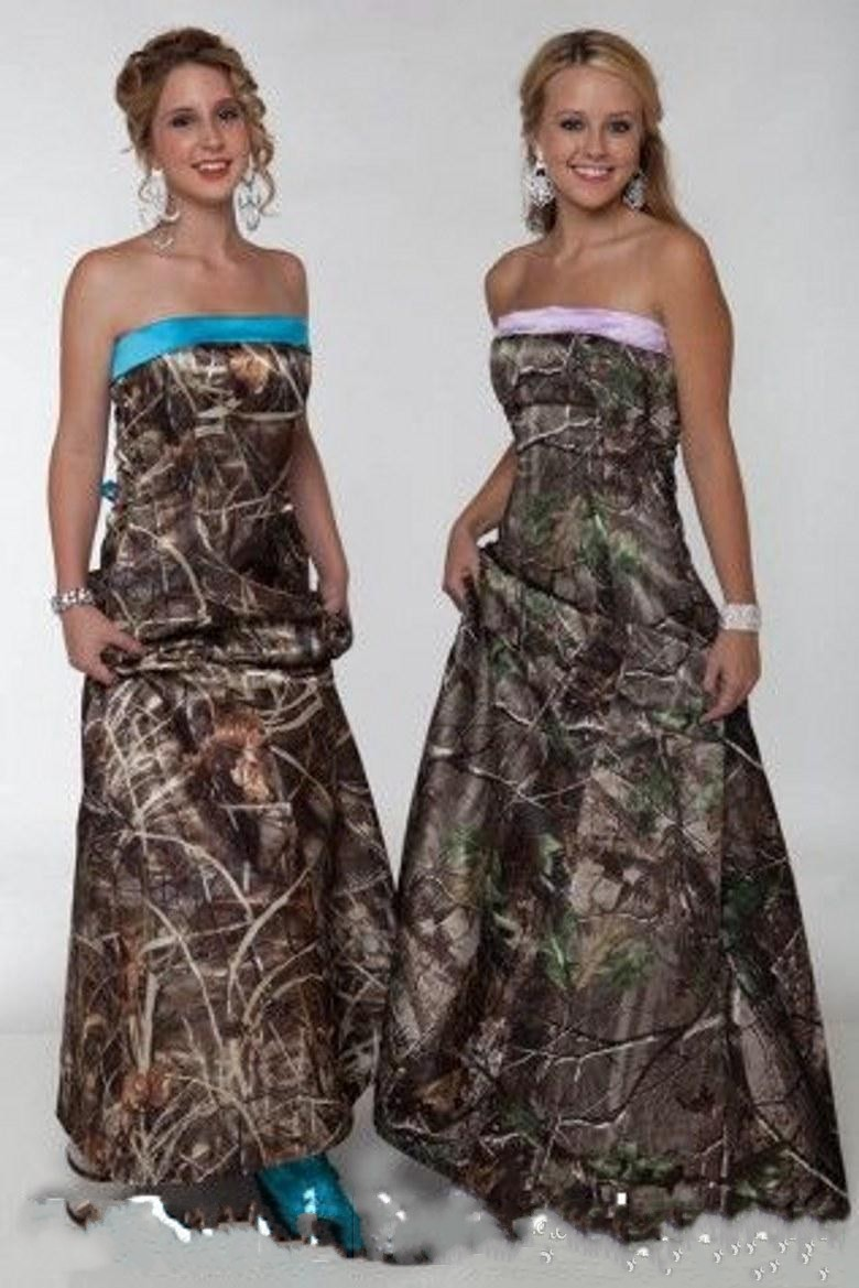 Camo bridesmaid dresses cocktail dresses 2016 camo bridesmaid dresses ombrellifo Image collections