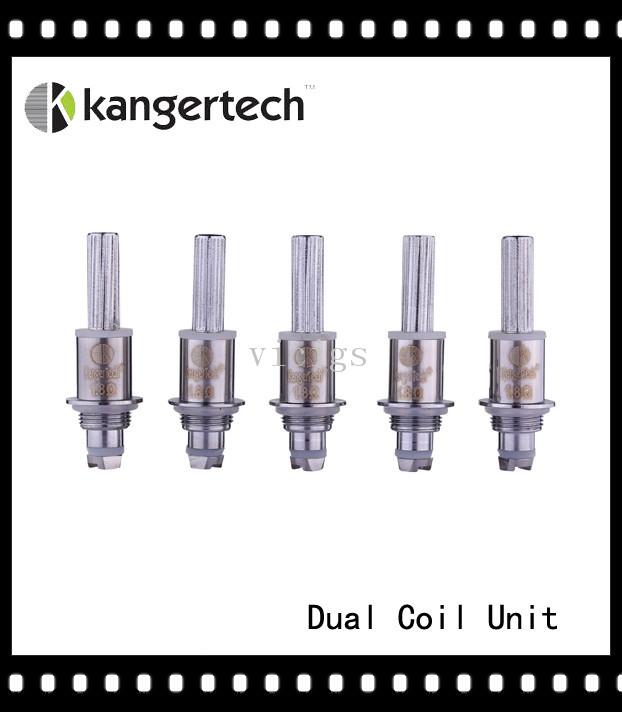 100 Kanger Upgraded Dual Coils for protank 3 Aerotank mega aero tank mini atomizer 1 5ohm