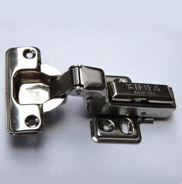 304 stainless steel kitchen cabinet wardrobe door hinge detachable damping hinge(China (Mainland))
