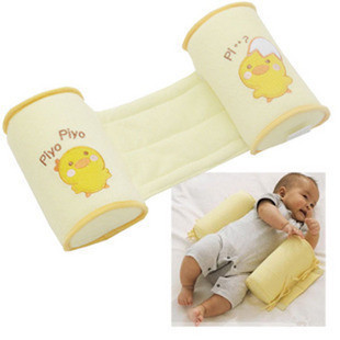 hot sell Baby Toddler Safe Cotton Anti Roll Pillow Sleep Head Positioner Anti-rollover new baby product 05033